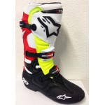 Alpinestars Tech 10 Red-Yellow