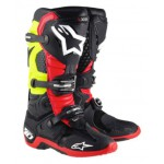 Alpinestars Tech 10 Red-Black-Yellow 2015