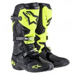 Alpinestars Tech 10 Black Yellow RV2 Limited Edition