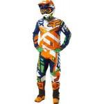 Fox 360 Divizion Orange-Blue Combo 2016