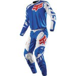 Fox 180 Race Blue Combo 2016