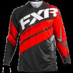 FXR Mission Motocross Jersey Black/Red/White