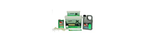 Motorex Oel/Sprays